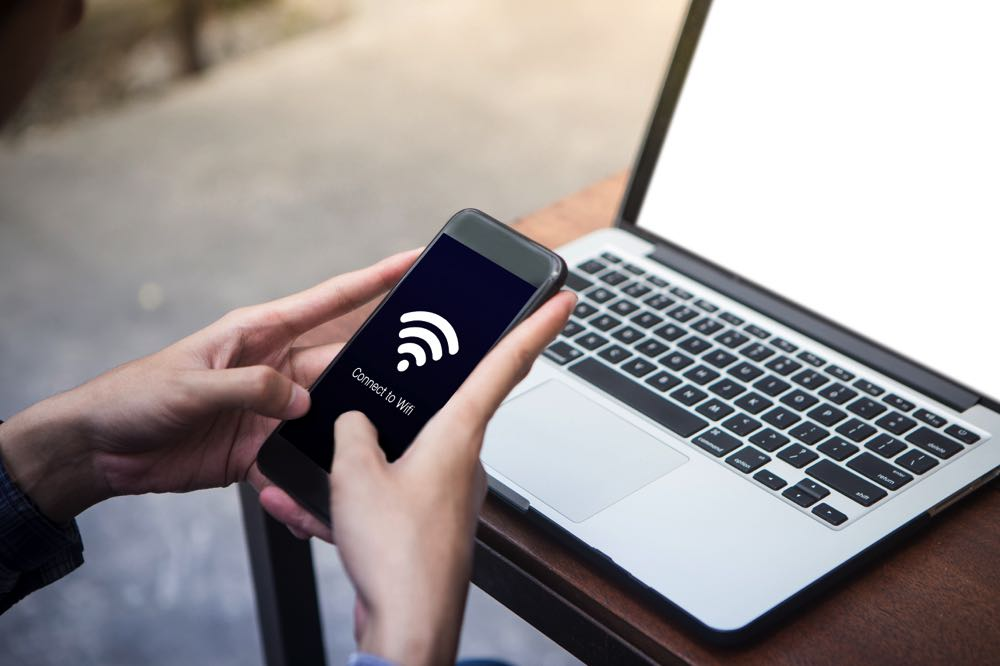 eliminate distractions at home by putting your smartphone away