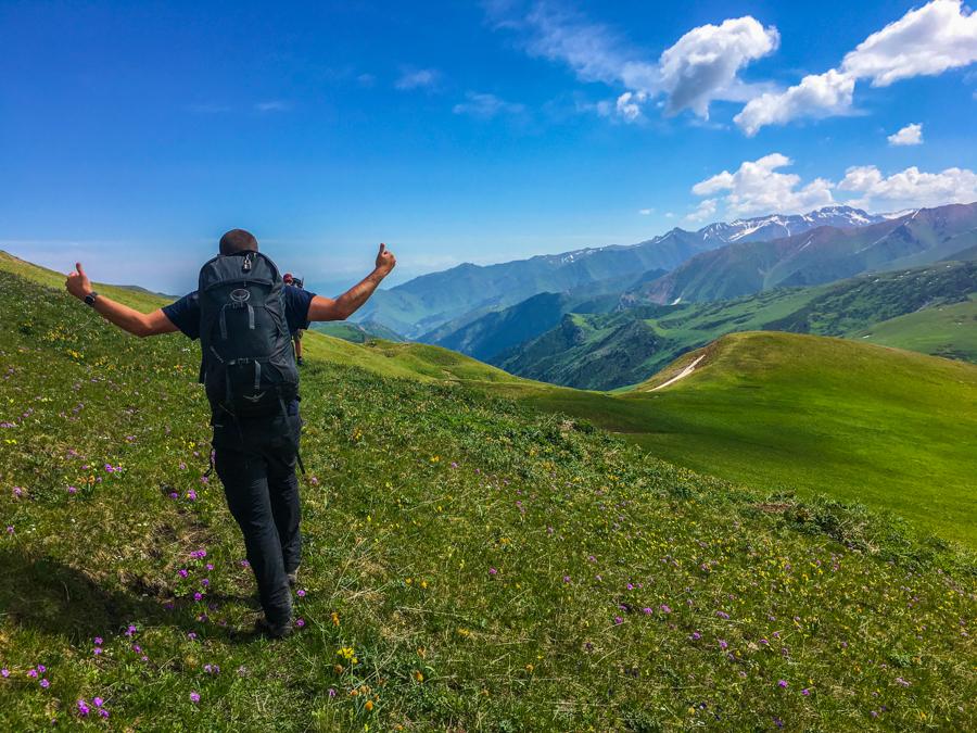 best international travel insurance policies for trekking in kyrgyzstn