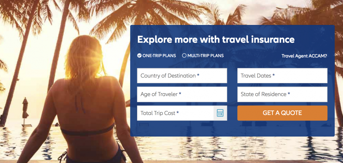 best international travel insurance coverage with Allianz