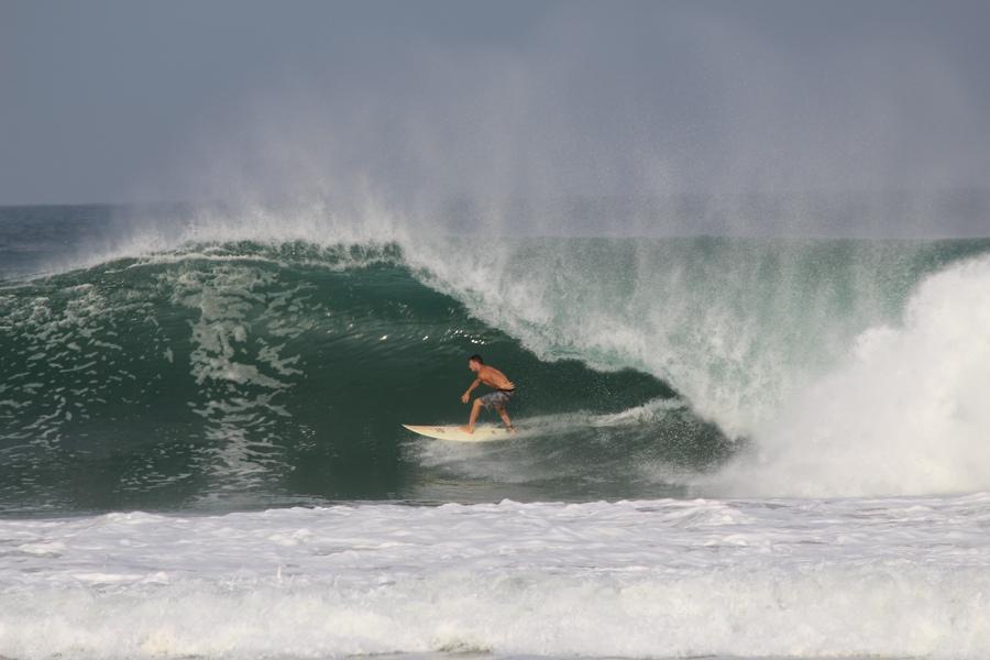 surfing in puerto escondido oaxaca