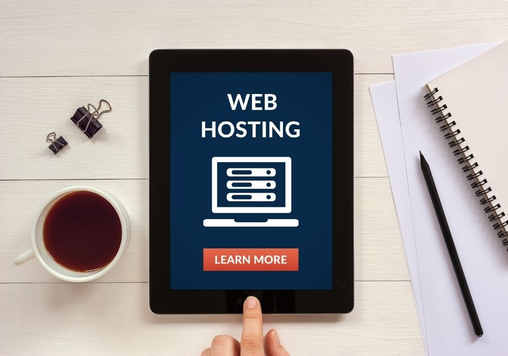 start a blog and choose your blogging platform and host if applicable