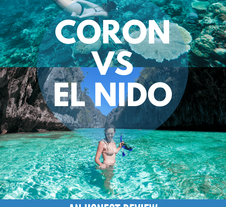 Coron vs El Nido, Which is Truly Better?