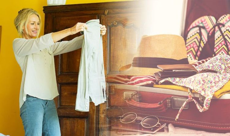 Hand luggage: Always pack clothes using this clever method to beat restrictions