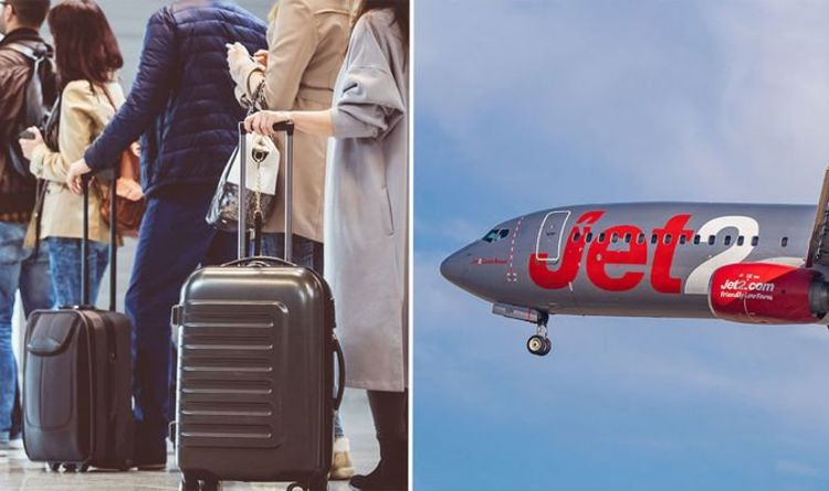 Hand luggage: Jet2 baggage allowance explained as airline issues 'vulnerable' bag warning