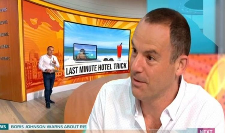 Martin Lewis insists Britons can make huge hotel savings even AFTER booking with odd trick