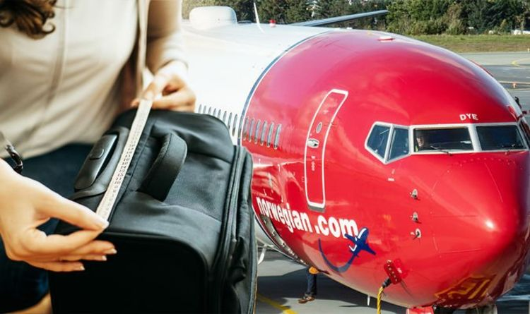 Hand luggage: Norwegian carry on baggage rules explained – how much can you take in cabin?