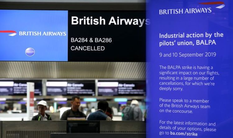 British Airways strike: Why BA passengers are NOT entitled to compensation – what to do