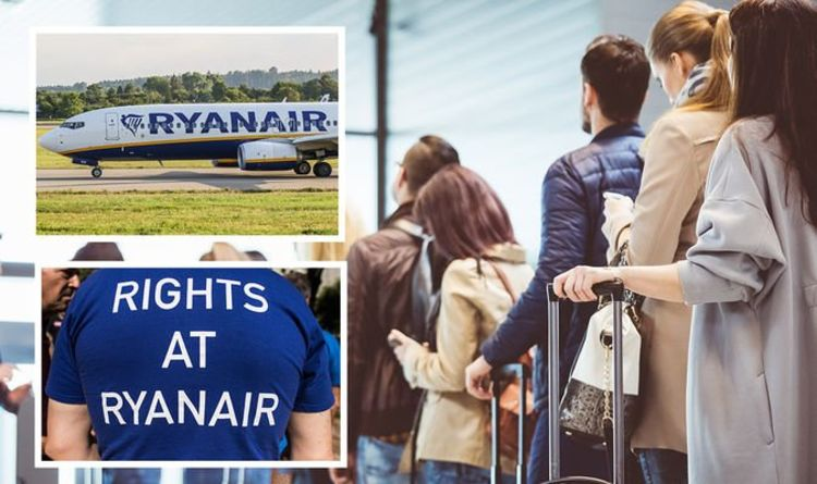 Ryanair strike: 'Hellbent' pilots to lose company benefits as further flight chaos looms