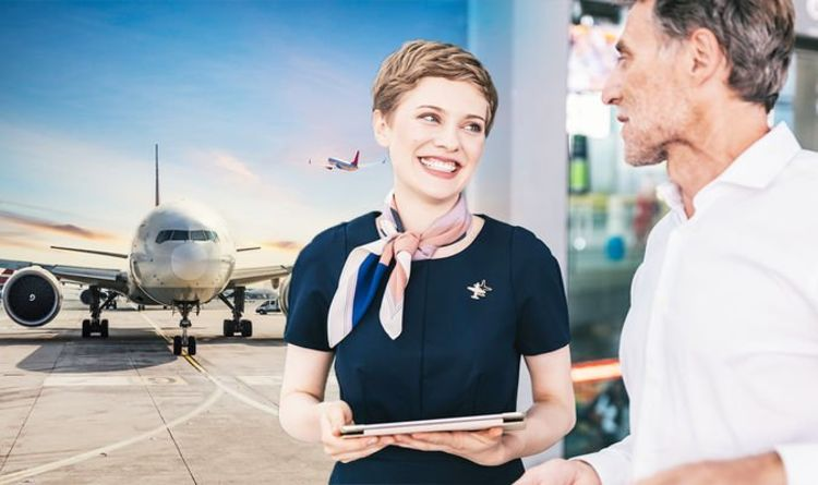 Cabin crew secrets: Flight attendant reveals cheeky game staff play if they fancy you