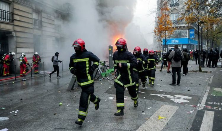 Paris riots: Is it safe to travel to France right now amid strikes against Macron?
