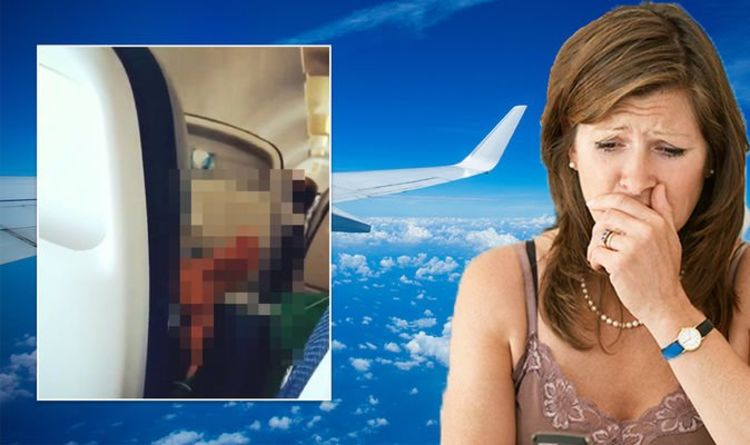 WATCH: Passenger disgust at 'lowest of the low' move in plane seat – 'Calling police!'