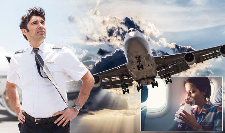 Flight secrets: Pilot reveals why plane passengers are 'definitely wrong' about turbulence
