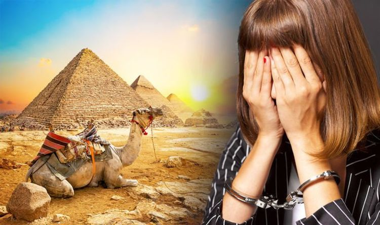 Egypt holidays: Doing this popular holiday activity in Egypt could result in jail time