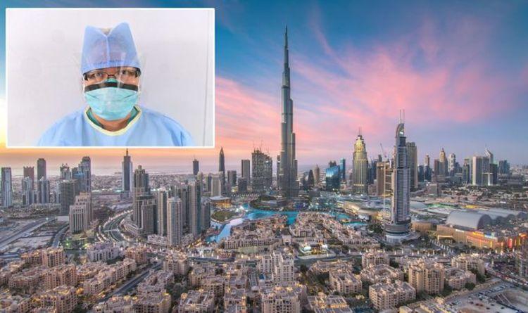Dubai warning: UK government issues new travel alert for UAE amid coronavirus lockdown