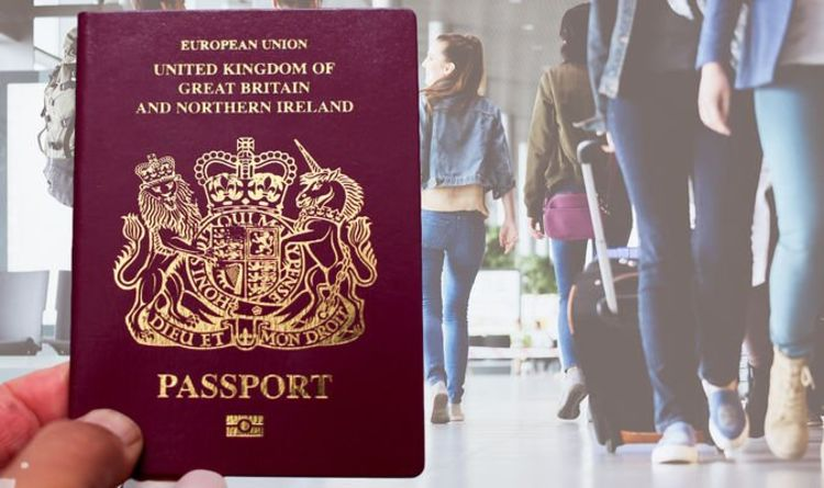 Renew your passport NOW! Britons warned of 10 week wait from 2020 passport backlog